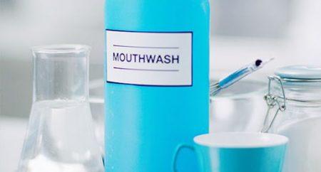 روش صحیح استفاده از دهانشویه