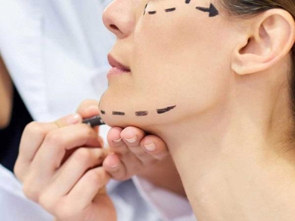 گونه گذاری | جراحی فک و صورت